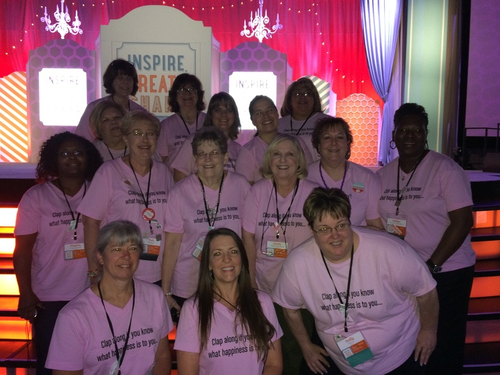 Stampin' Up! Annual Convention T-Shirt Photo