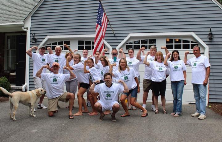 Jackman Strong T-Shirt Photo