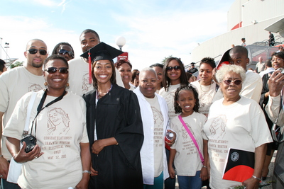 Unlv Graduation T-Shirt Photo