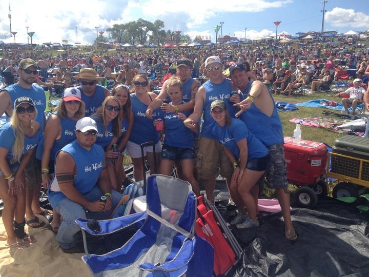 Jamboree In The Hills 2014 T-Shirt Photo