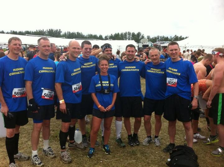 Tough Mudder / Mudder Consultants T-Shirt Photo