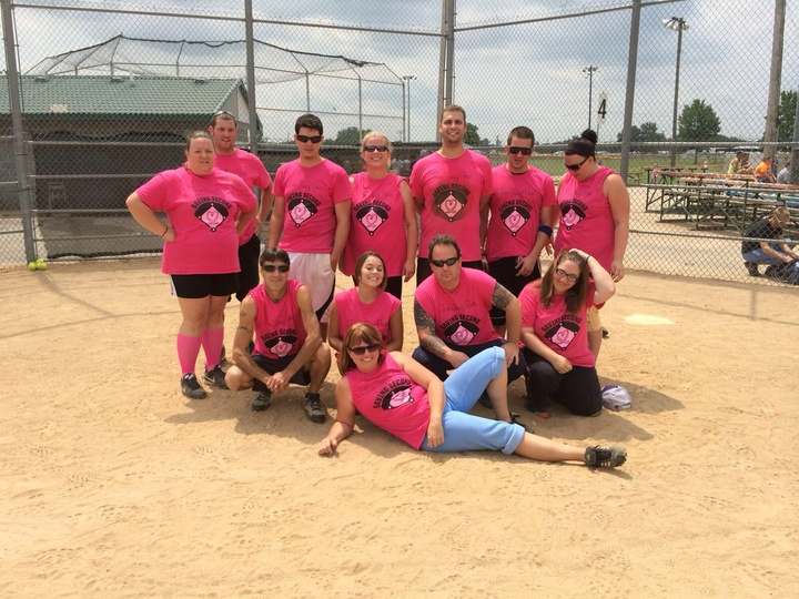 Charity Softball Tournament  T-Shirt Photo