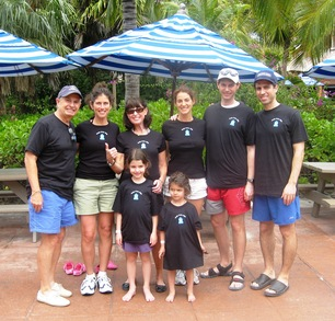 Disney Family Cruise 2008 T-Shirt Photo