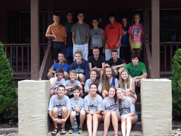 2014 Xc Runnin' Retreat T-Shirt Photo