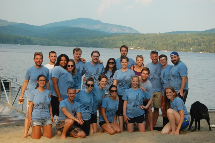 Lakehouse   Ten Year Anniversary T-Shirt Photo