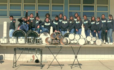 Drumline Revolution T-Shirt Photo