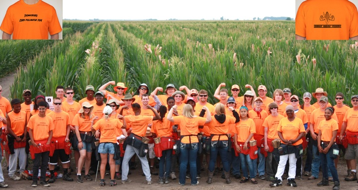 Pollination Crew 2014 T-Shirt Photo