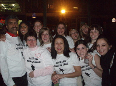 Win Or Lose, We Hit The Booze Pubcrawl! T-Shirt Photo