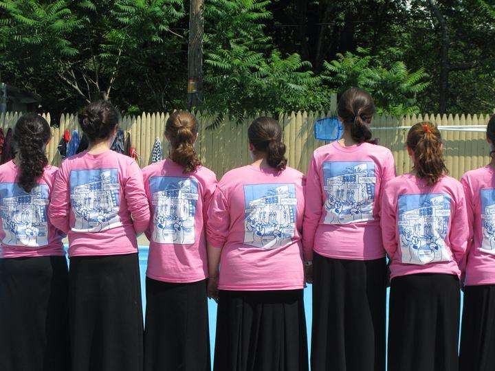 Charna's Lifeguards.. Beach Club T-Shirt Photo
