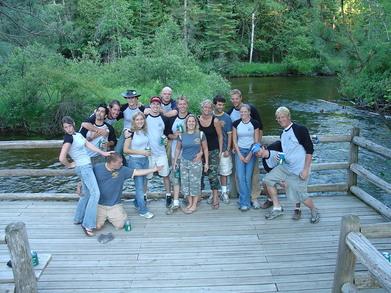 Rockstar Camping 2007 T-Shirt Photo