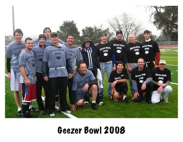 """Geezer Bowl"" T-Shirt Photo"