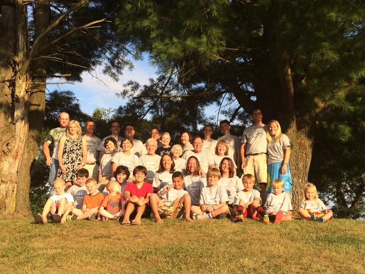 Webb Family Reunion T-Shirt Photo
