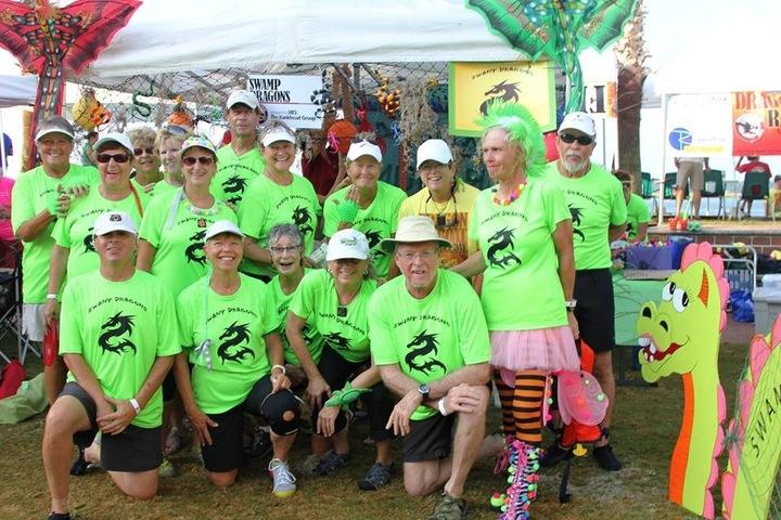 Swamp Dragons T-Shirt Photo