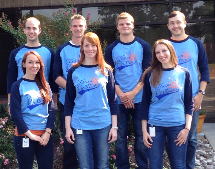 Team I Ceutica T-Shirt Photo