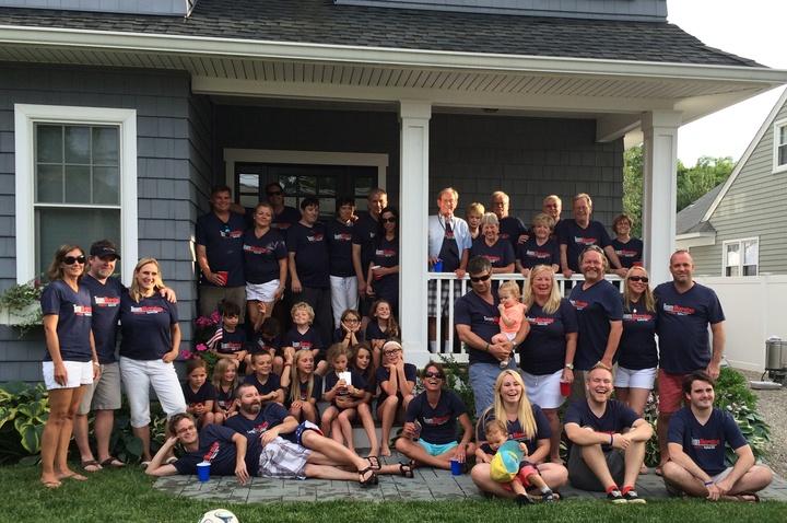 Family Picnic 2014 T-Shirt Photo