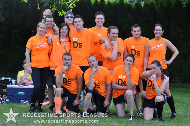 Summer Kickball T-Shirt Photo