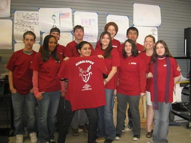 Robolopes Spirit T-Shirt Photo