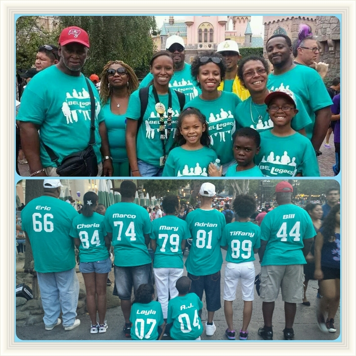 Bell Legacy At Disney T-Shirt Photo