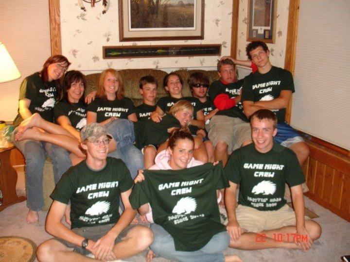 Game Night Crew T-Shirt Photo