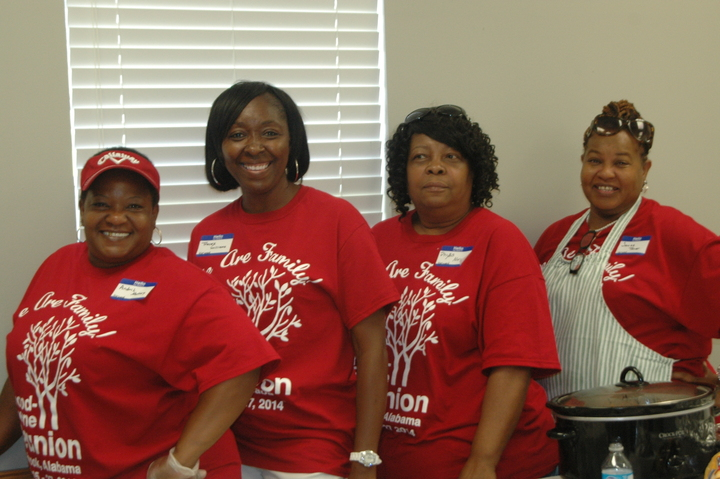 Great Workers For 2014 Norwood Greene Reunion T-Shirt Photo