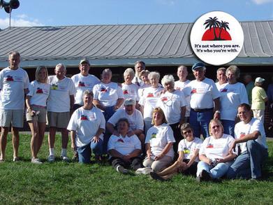 Ao Reunion   Gettysburg, Pa T-Shirt Photo