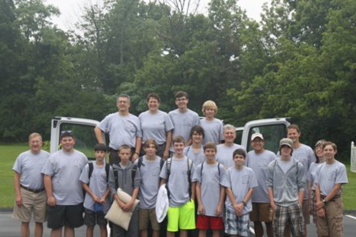 Troop 258 Montgomery Ohio T-Shirt Photo