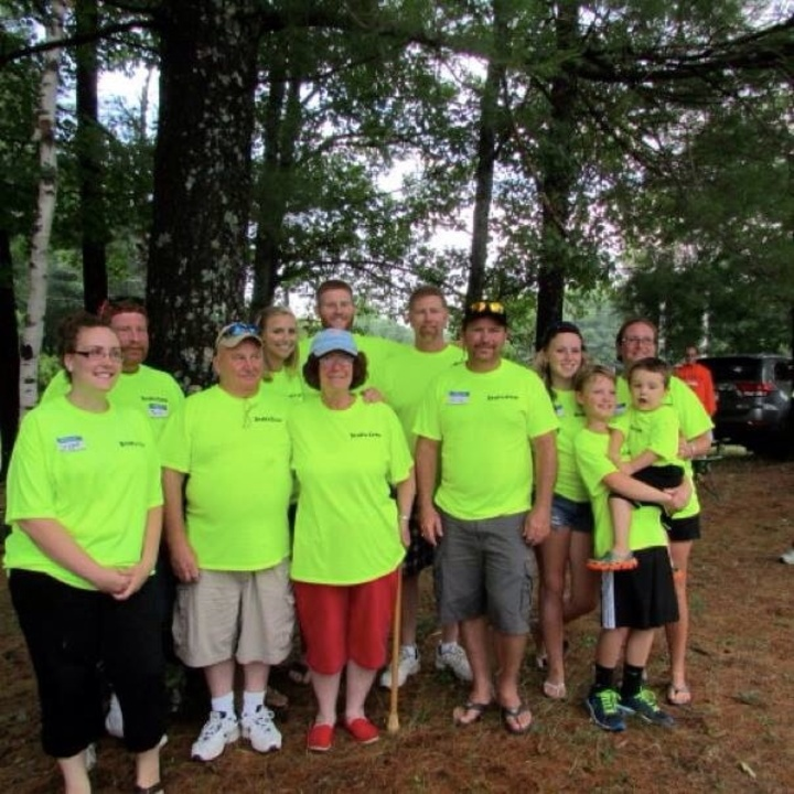 Hathaway 2014 Family Reunion T-Shirt Photo