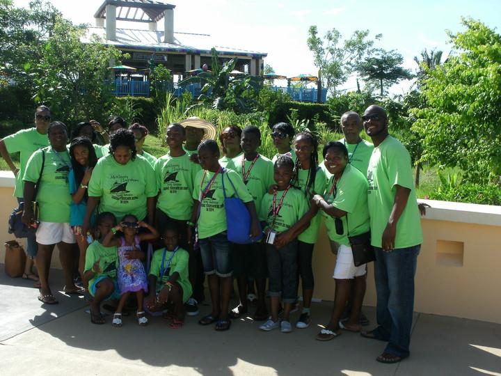 Mckinney Ingraham Family   Reunion T-Shirt Photo