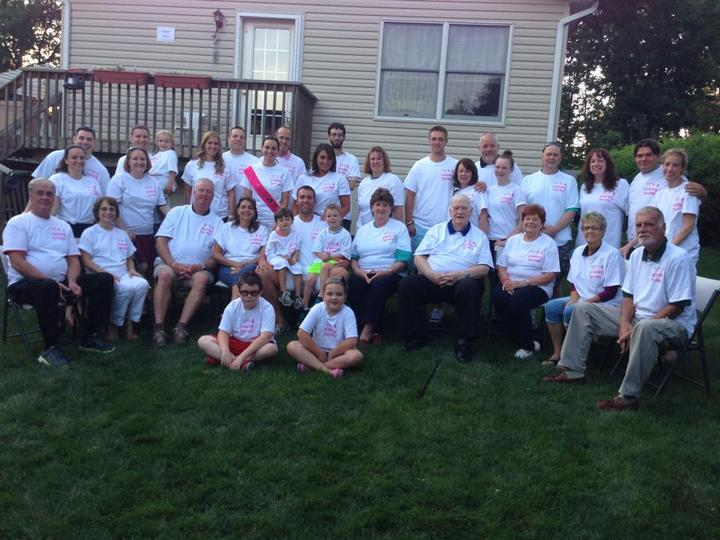 The Crowe Family T-Shirt Photo