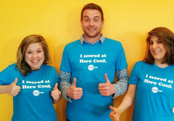 We Scored. T-Shirt Photo