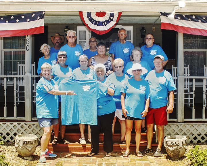 Inlet Oaks Village People T-Shirt Photo