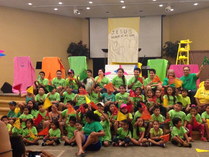 Bible Summer School 14  T-Shirt Photo
