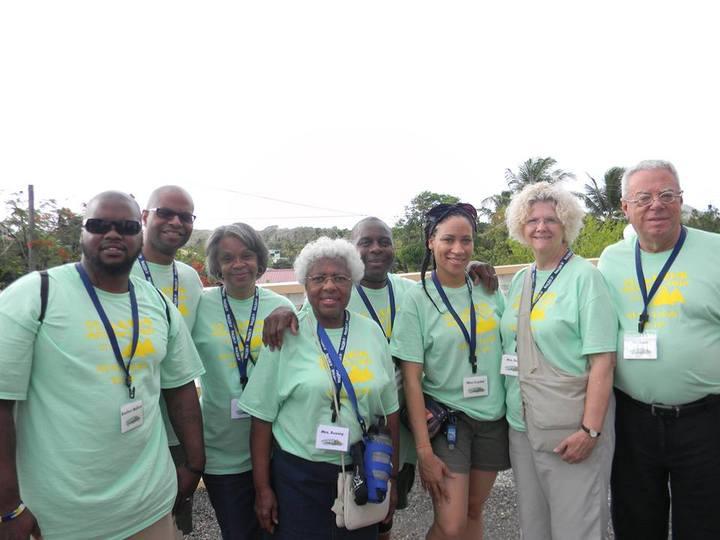 Z St.Lucia Mission Team T-Shirt Photo
