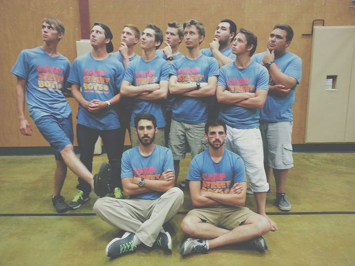 Camp Street Boys T-Shirt Photo