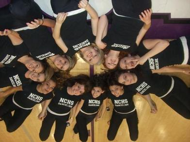Danceline T-Shirt Photo