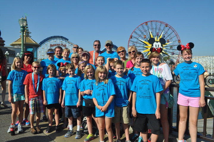 Enjoying A California Adventure! T-Shirt Photo