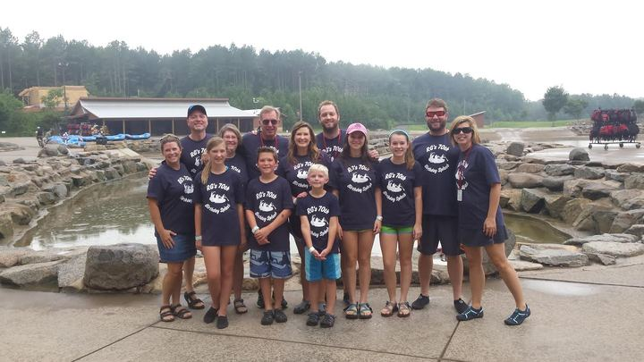 Rg's 70th Birthday At U.S. Whitewater Center T-Shirt Photo