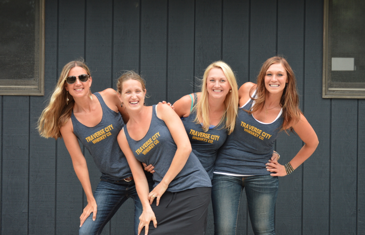 Traverse City Whiskey Women! T-Shirt Photo