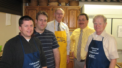 Too Many Cooks? T-Shirt Photo