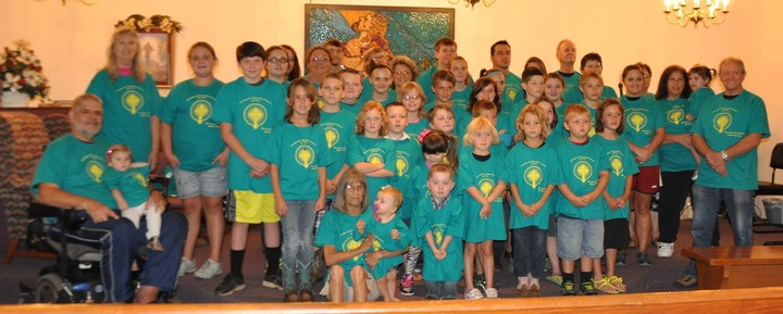 Fern Vbs T-Shirt Photo