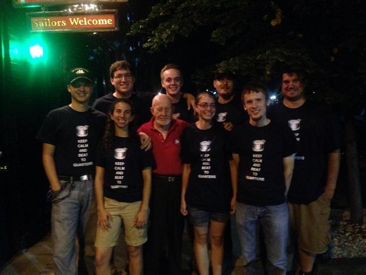 Constellation's Crew T-Shirt Photo