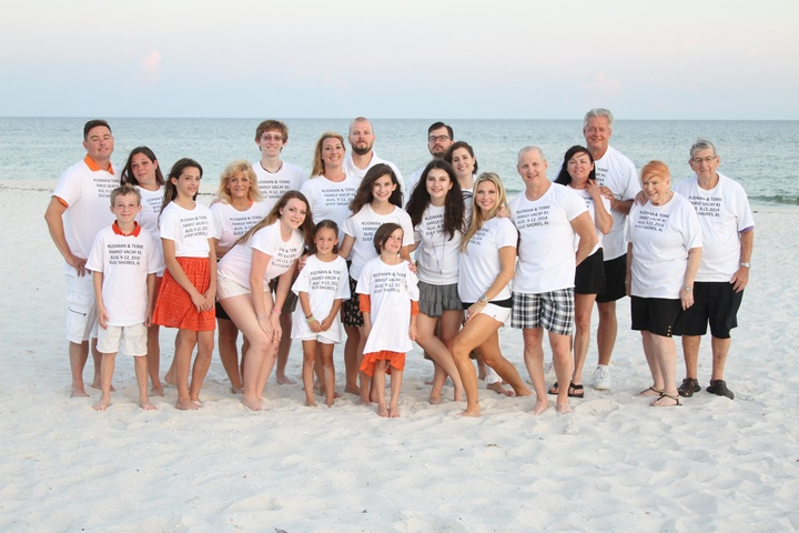 Family Vacation #1 T-Shirt Photo