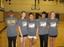 Cheer camp team