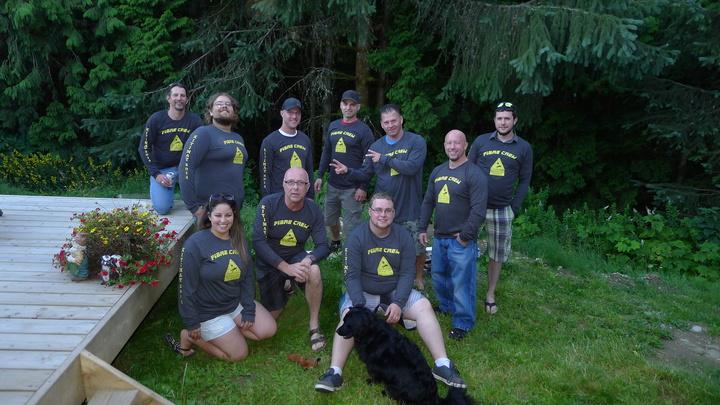 Fibre Crew T-Shirt Photo