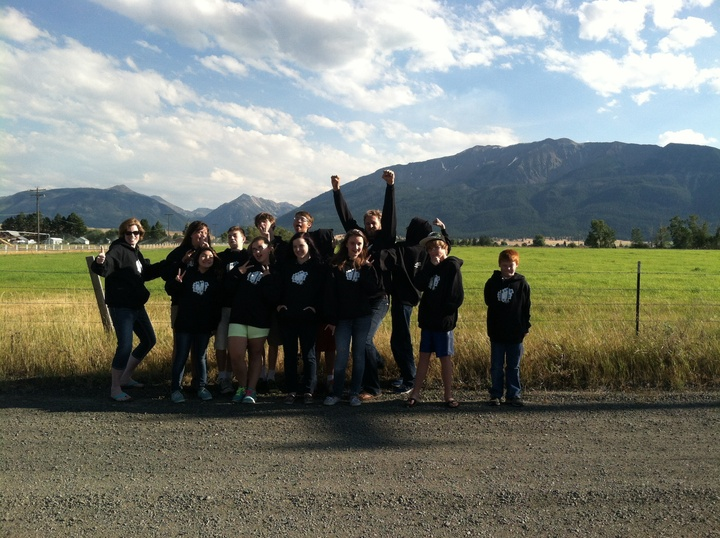Wallowa County Natural Helpers T-Shirt Photo
