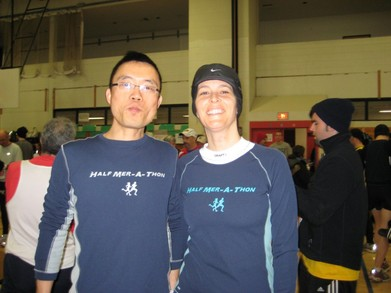 "New Bedford ""Half Mer A Thon"" T-Shirt Photo"