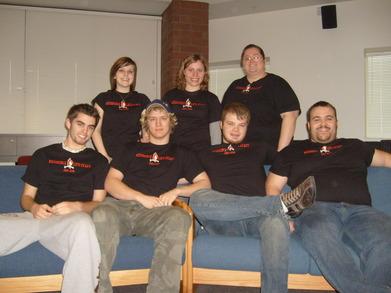 Staff Meeting T-Shirt Photo