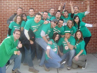 Erin Express 2008: I Rish I Was Drunk! T-Shirt Photo
