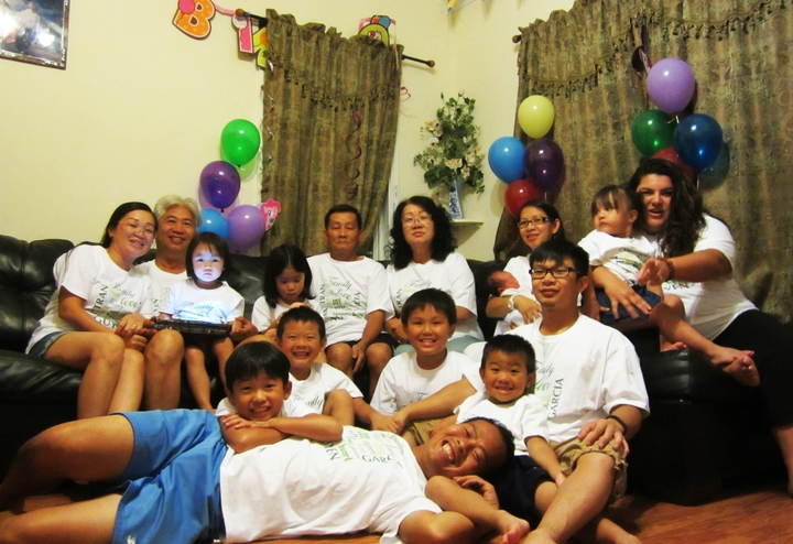 Family Is Forever! T-Shirt Photo