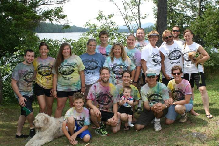 Family Survivor Party T-Shirt Photo
